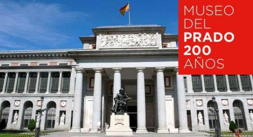 Con motivo del Bicentenario del Museo del Prado